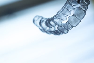 Straighter smile with Invisalign